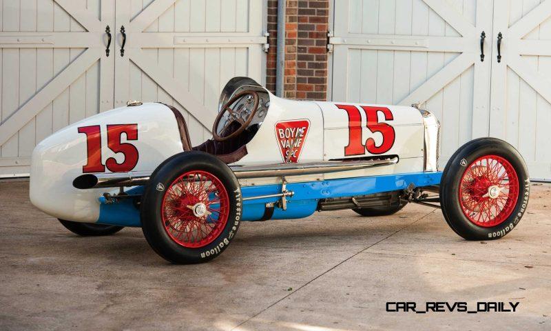 1927 Miller 91 Boyle Valve Special 32