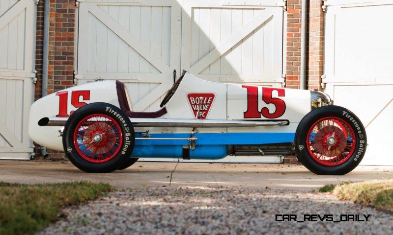 1927 Miller 91 Boyle Valve Special 5