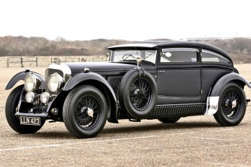RM Amelia Island 2015 Preview – 1930 Bentley Blue Train Is Reborn!