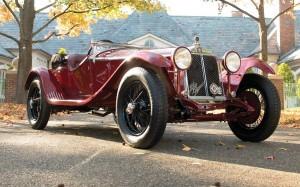1931 Alfa Romeo 6C 1750 Gran Sport Spider by Zagato 1
