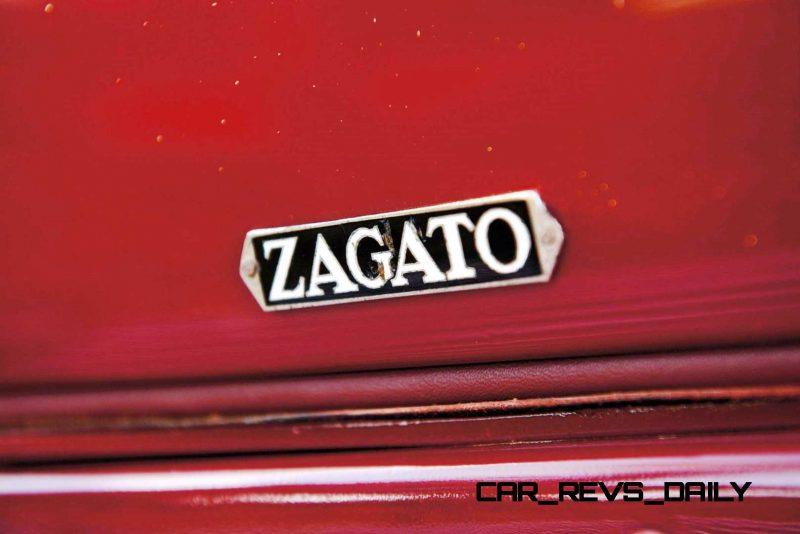1931 Alfa Romeo 6C 1750 Gran Sport Spider by Zagato 12