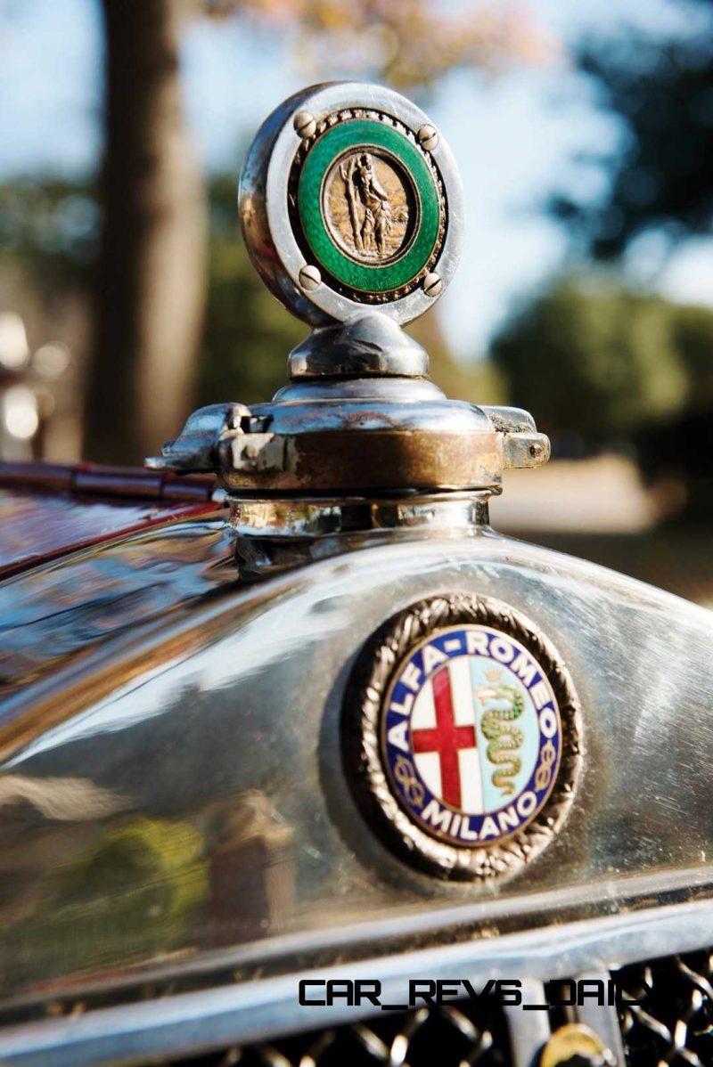 1931 Alfa Romeo 6C 1750 Gran Sport Spider by Zagato 13