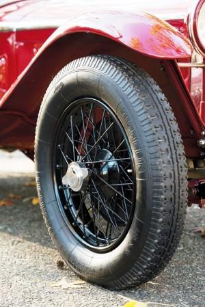 1931 Alfa Romeo 6C 1750 Gran Sport Spider by Zagato 15
