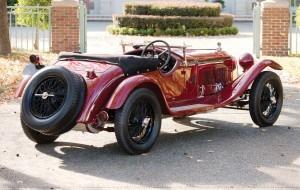 1931 Alfa Romeo 6C 1750 Gran Sport Spider by Zagato 2
