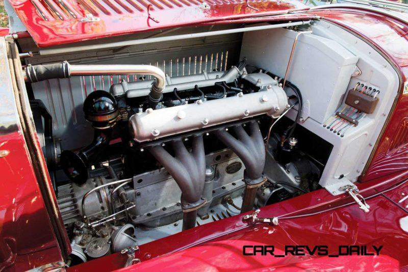1931 Alfa Romeo 6C 1750 Gran Sport Spider by Zagato 25