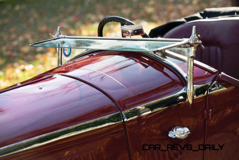 1931 Alfa Romeo 6C 1750 Gran Sport Spider by Zagato 34