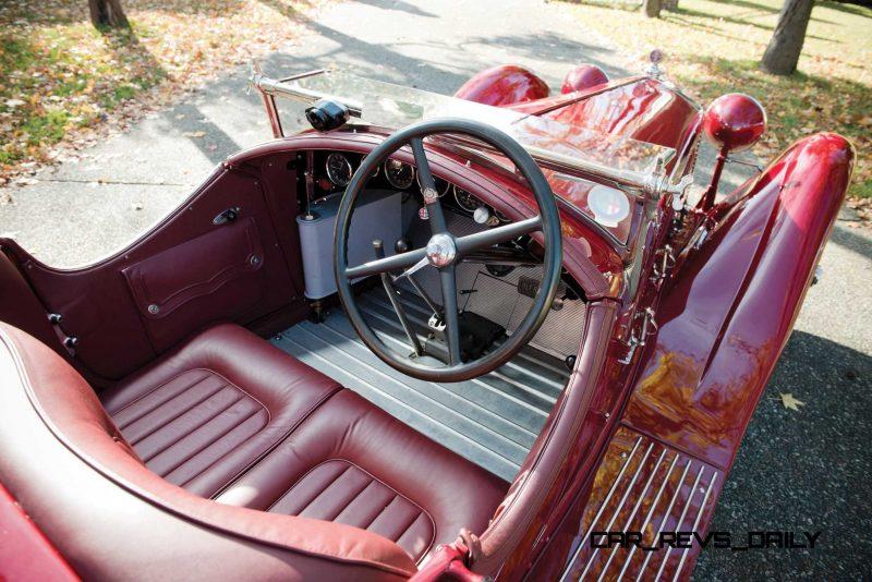 1931 Alfa Romeo 6C 1750 Gran Sport Spider by Zagato 4