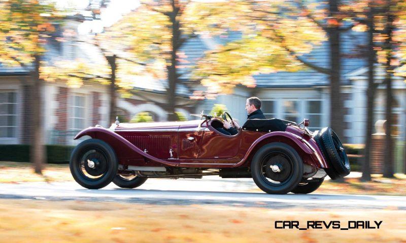 1931 Alfa Romeo 6C 1750 Gran Sport Spider by Zagato 40