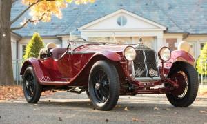 1931 Alfa Romeo 6C 1750 Gran Sport Spider by Zagato 42