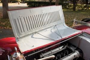 1931 Alfa Romeo 6C 1750 Gran Sport Spider by Zagato 46