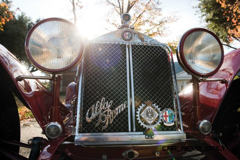 1931 Alfa Romeo 6C 1750 Gran Sport Spider by Zagato 6