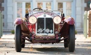 1931 Alfa Romeo 6C 1750 Gran Sport Spider by Zagato 7