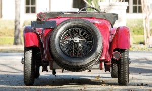 1931 Alfa Romeo 6C 1750 Gran Sport Spider by Zagato 8