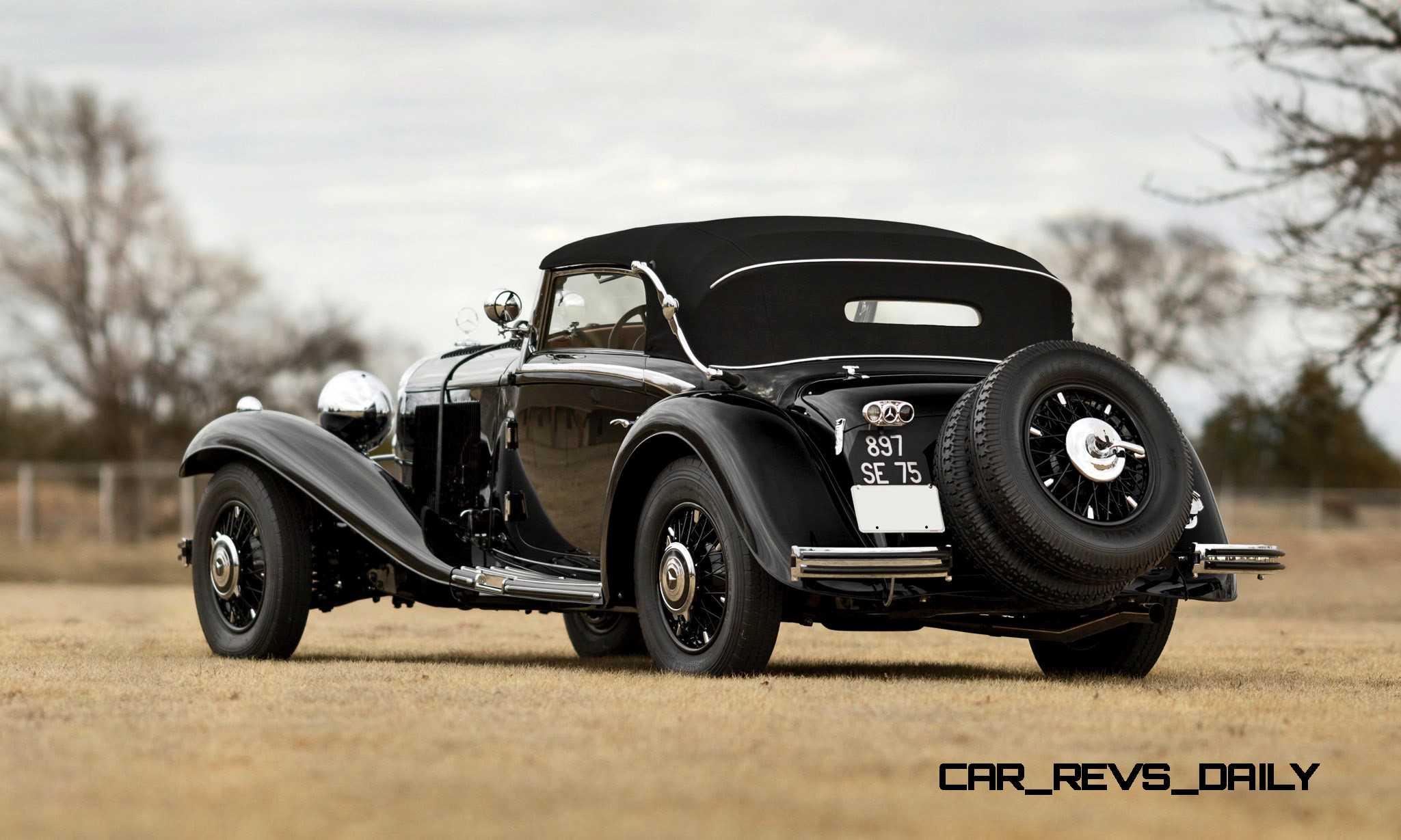 1935 mercedes benz 500 540k cabriolet a by sindelfingen. Black Bedroom Furniture Sets. Home Design Ideas