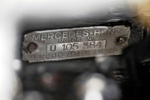 1935 Mercedes-Benz 500-540K Cabriolet A by Sindelfingen 14