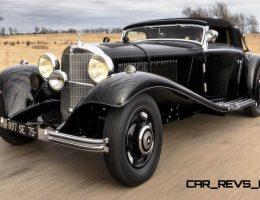 RM Amelia Island 2015 Preview – 1935 Mercedes-Benz 500-540K Cabriolet A by Sindelfingen