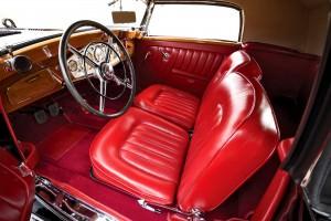 1935 Mercedes-Benz 500-540K Cabriolet A by Sindelfingen 3