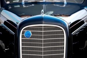 1937 Lincoln Model K Convertible Sedan by LeBaron 11