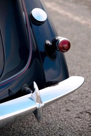 1937 Lincoln Model K Convertible Sedan by LeBaron 14