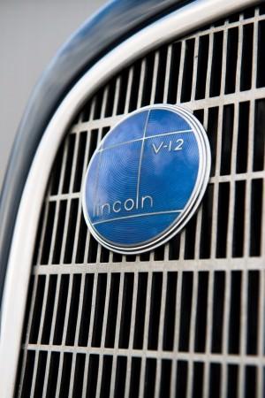 1937 Lincoln Model K Convertible Sedan by LeBaron 6