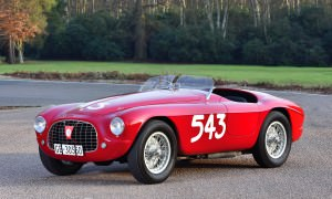 1952 Ferrari 212 Export Barchetta by Touring Superleggera 1