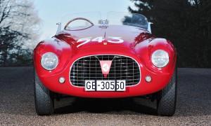 1952 Ferrari 212 Export Barchetta by Touring Superleggera 11