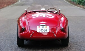 1952 Ferrari 212 Export Barchetta by Touring Superleggera 12