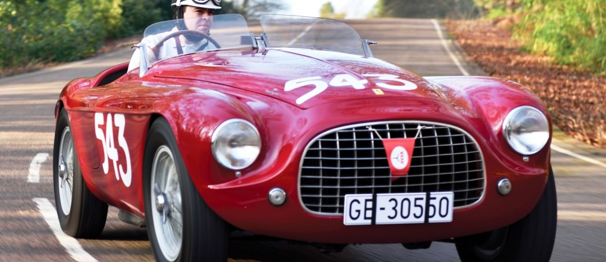 1952 Ferrari 212 Export Barchetta by Touring Superleggera 18