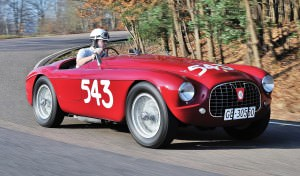 1952 Ferrari 212 Export Barchetta by Touring Superleggera 19