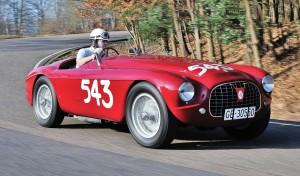 1952 Ferrari 212 Export Barchetta by Touring Superleggera 19