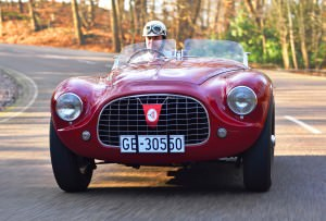 1952 Ferrari 212 Export Barchetta by Touring Superleggera 22