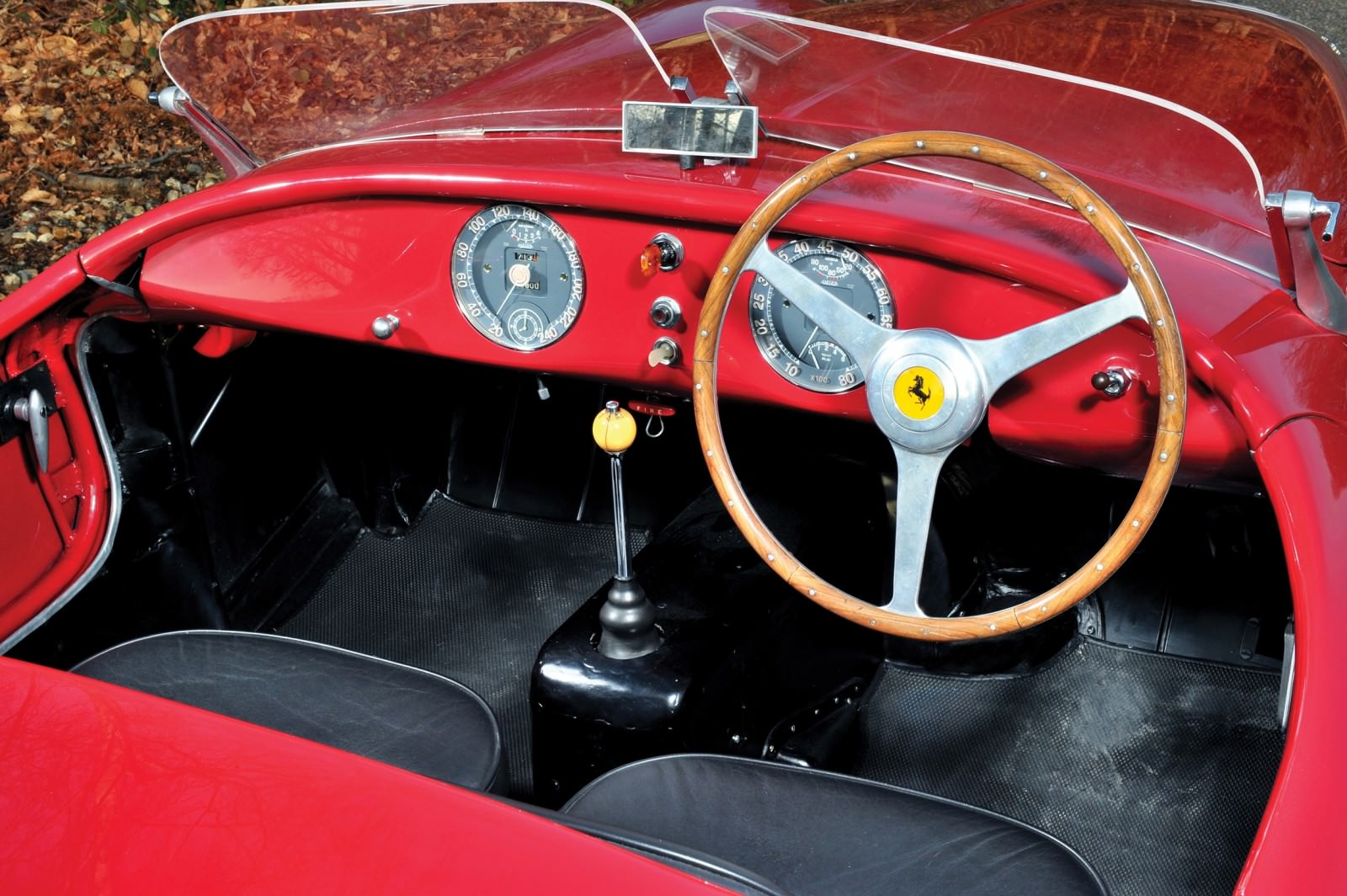 1952 Ferrari 212 Export Barchetta by Touring Superleggera 4