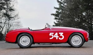 1952 Ferrari 212 Export Barchetta by Touring Superleggera 5