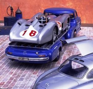 1954 Mercedes-Benz 'Blue Wonder' Race Transporter 40