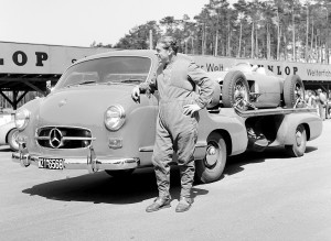 1954 Mercedes-Benz 'Blue Wonder' Race Transporter 50