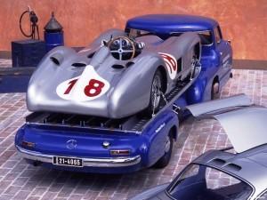 1954 Mercedes-Benz 'Blue Wonder' Race Transporter 53