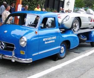 1954 Mercedes-Benz 'Blue Wonder' Race Transporter 55
