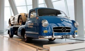 1954 Mercedes-Benz 'Blue Wonder' Race Transporter 59