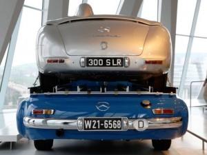 1954 Mercedes-Benz 'Blue Wonder' Race Transporter 61