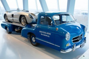 1954 Mercedes-Benz 'Blue Wonder' Race Transporter 63