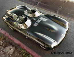 RM Amelia 2015 Preview – 1955 Jaguar D-Type Twin-Cowl