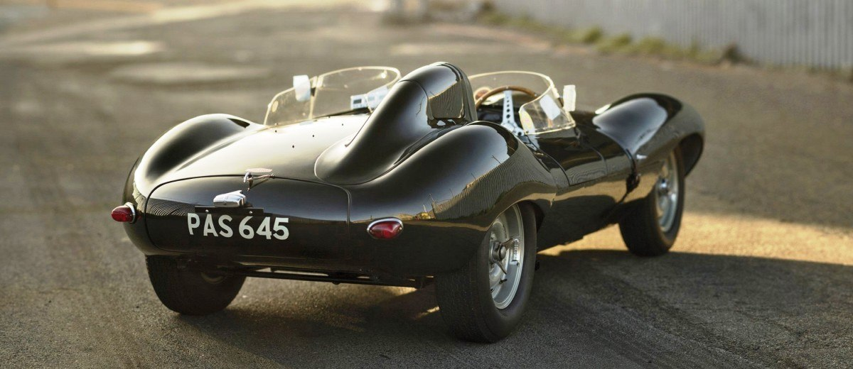 1955 Jaguar D-Type Twin-Cowl 3