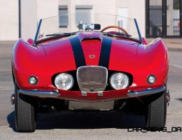 RM Amelia Island 2015 Preview – 1956 Arnolt-Bristol Deluxe Roadster by Bertone
