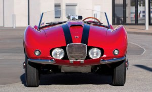 1956 Arnolt-Bristol Deluxe Roadster by Bertone 14