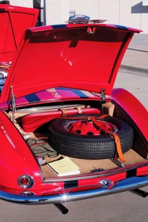 1956 Arnolt-Bristol Deluxe Roadster by Bertone 15
