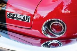 1956 Arnolt-Bristol Deluxe Roadster by Bertone 21