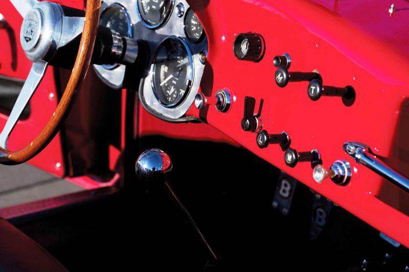 1956 Arnolt-Bristol Deluxe Roadster by Bertone 29