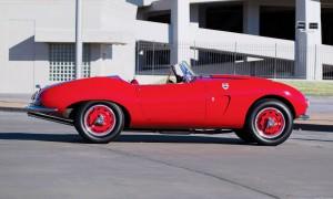 1956 Arnolt-Bristol Deluxe Roadster by Bertone 5