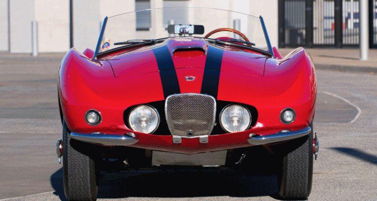 1956 Arnolt-Bristol Deluxe Roadster by Bertone