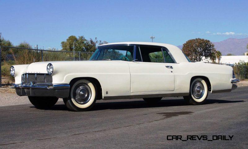 1957 Lincoln Continental Mark II 1
